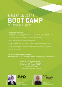 Bootcamp i Odense
